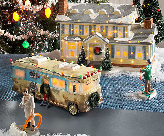 National Lampoon's Xmas Vacation Village - Cool Stuff to ...