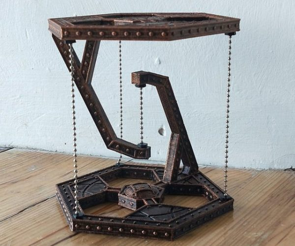 the impossible table