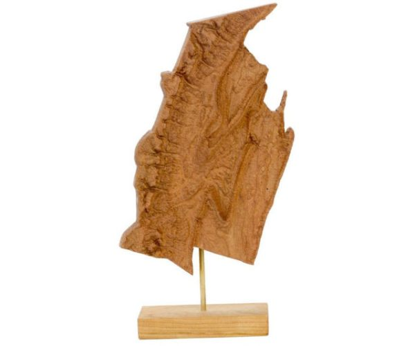 3d wooden topographic maps wood working