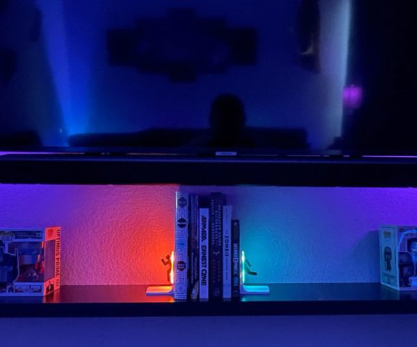 LED Portal Bookends k132store